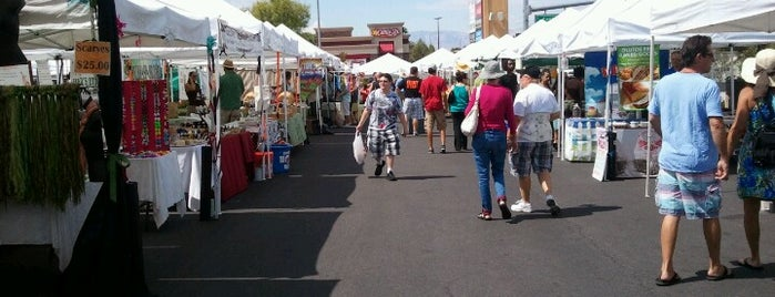 Fresh52 Farmers Market is one of Vegas to do.
