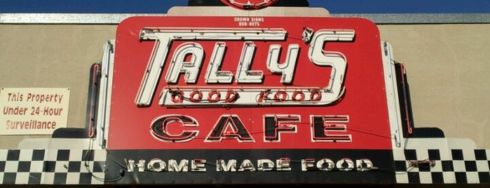 Tally's Good Food Café is one of The 15 Best Places for a Steak in Tulsa.
