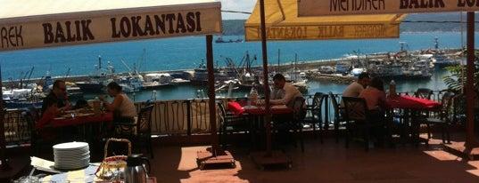 Mendirek Balık Lokantası is one of Must see ,visit ,taste etc by Ceda.