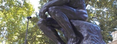The Thinker is one of Bucket List Places.