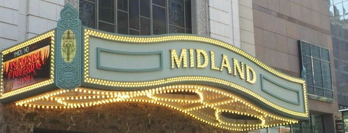 Arvest Bank Theatre at the Midland is one of Favorite Nightlife Spots.