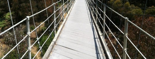 Spruce Street Foot Bridge is one of Favorite Haunts Insane Diego.