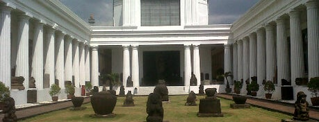 Museum Nasional Indonesia is one of Enjoy Jakarta 2012 #4sqCities.