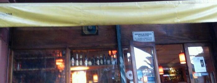 Santo Barrio is one of Hamburguesas.