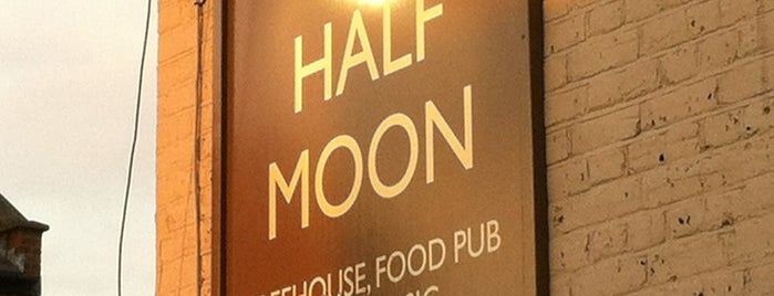 The Half Moon is one of Fulham FC History.