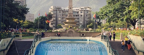 Plaza Francia is one of Caracas must.