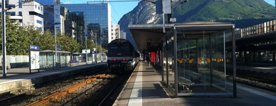 Gare SNCF de Grenoble is one of Top 10 favorites places in Grenoble, France.