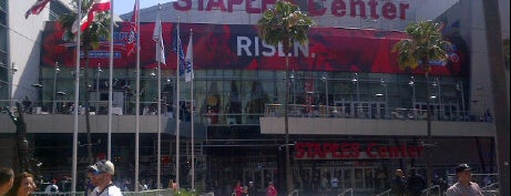 STAPLES Center is one of Must Visit - LA.