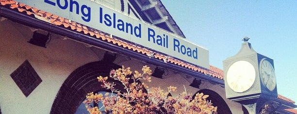 LIRR - Long Beach Station is one of Long Beach.