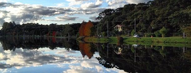 Lago São Bernardo is one of Serra Gaúcha.