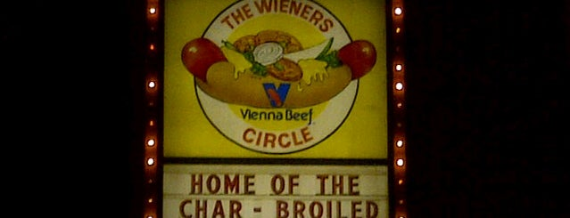 The Wiener's Circle is one of To do.
