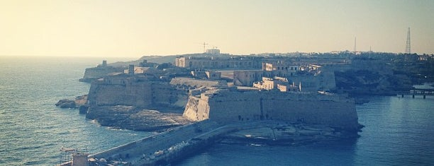 Fort St Elmo is one of Malta Cultural Spots.