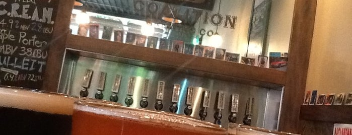 Coalition Brewing Co. is one of Portland Trip.