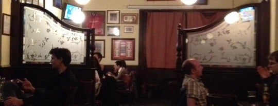The English Football Pub is one of Best places to learn/practice English in Milan.