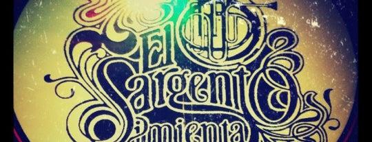 Sargento Pimienta is one of Peru!.