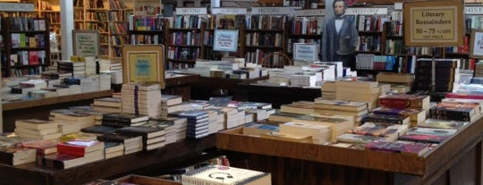 Book Revue is one of Everything Long Island.