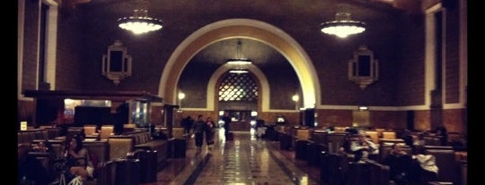 Union Station is one of Los Angeles.