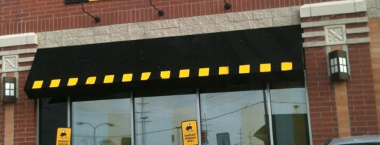 Buffalo Wild Wings is one of Pinpointed locations.