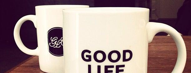 Good Life Coffee is one of #ThirdWaveWichteln Coffee Places.