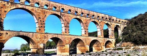 Pont du Gard is one of Escapade à Nîmes.