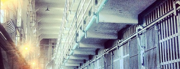 Alcatraz Cell House is one of The 15 Best Places for Tours in San Francisco.