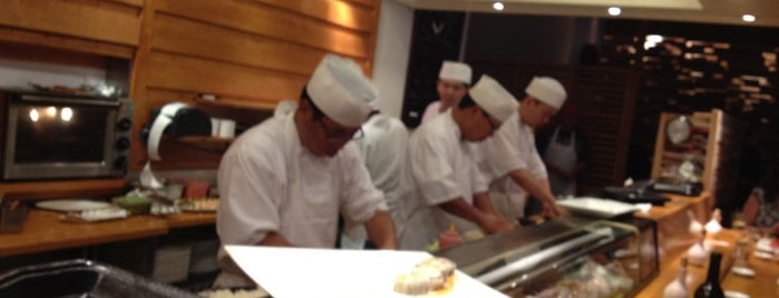 Oishi Japanese Thai & Korean is one of places.