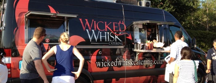 Wicked Whisk Food Truck is one of Houston Press 2012 - 100 Favorite Dishes.