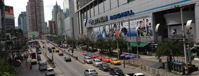 The Platinum Fashion Mall is one of All-time favorites in Thailand (#2).