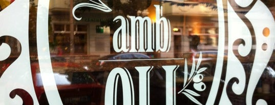 Pan amb Oli is one of Must Do Berlin.