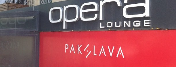 Opera Lounge is one of Baku, AZ.