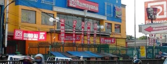 Ramayana Ciputat is one of Places in Pamulang. Tangerang..
