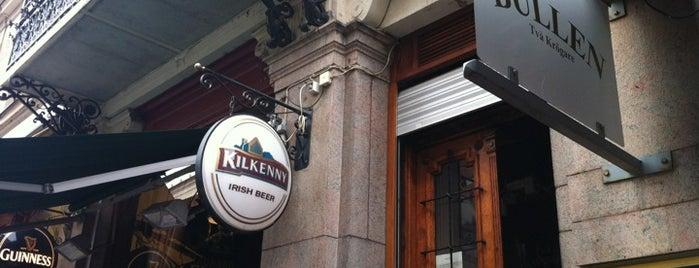 Bullen (Två Krögare) is one of Favourite Restaurants.