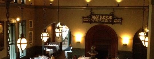 Gandy Dancer is one of Michigan Restaurants.