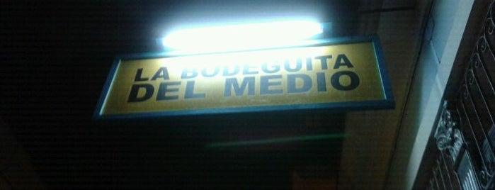 La Bodeguita del Medio is one of Salir de copas por todo el mundo.