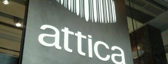 Attica is one of Ελλαδα.