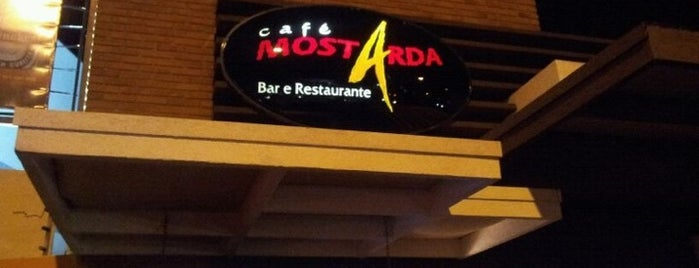 Café Mostarda is one of Top 10 favorites in Campo Grande, Brasil.