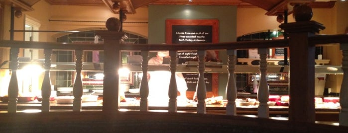 Toby Carvery is one of Restaurants I've been to.