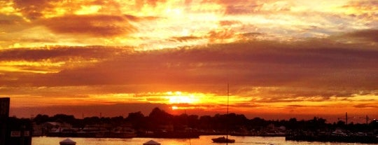 Bay Shore Marina is one of Explore Long Island.