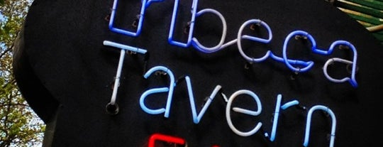 Tribeca Tavern is one of Down down down town.
