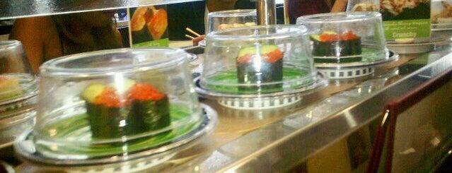 Kula Revolving Sushi Bar is one of Cor Cor's World NOMination.