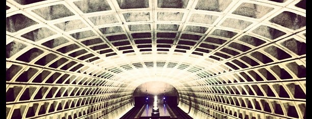 Court House Metro Station is one of WMATA Train Stations.
