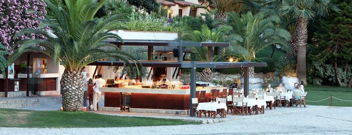 Beach Bar & Restaurant is one of Fethiye, Turkey.