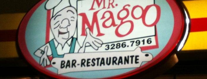 Mr. Magoo is one of Burgers in Porto Alegre.