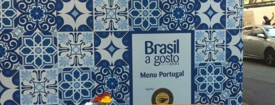 Brasil A Gosto is one of São Paulo.