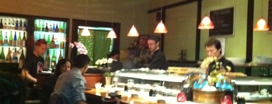 Kiji Sushi Bar & Cuisine is one of My San Francisco.