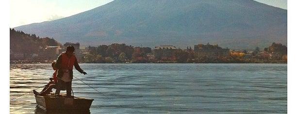 Mt. Fuji is one of Bucket List.