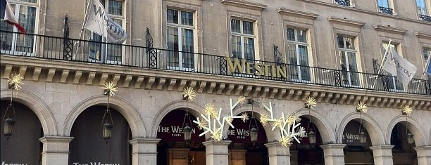 The Westin Paris – Vendôme is one of Bars.