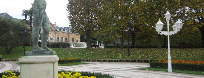 Jardines de Joan Maragall is one of I love Barcelona!.