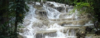 Dunn's River Falls is one of Guide to the Best of Island, Jamaica.