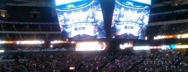 American Airlines Center is one of Sport Staduim.